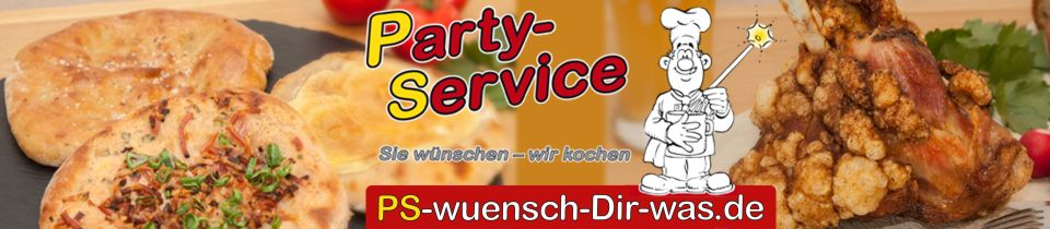 "Partyservice ""Wünsch Dir Was"" Vilsingen"